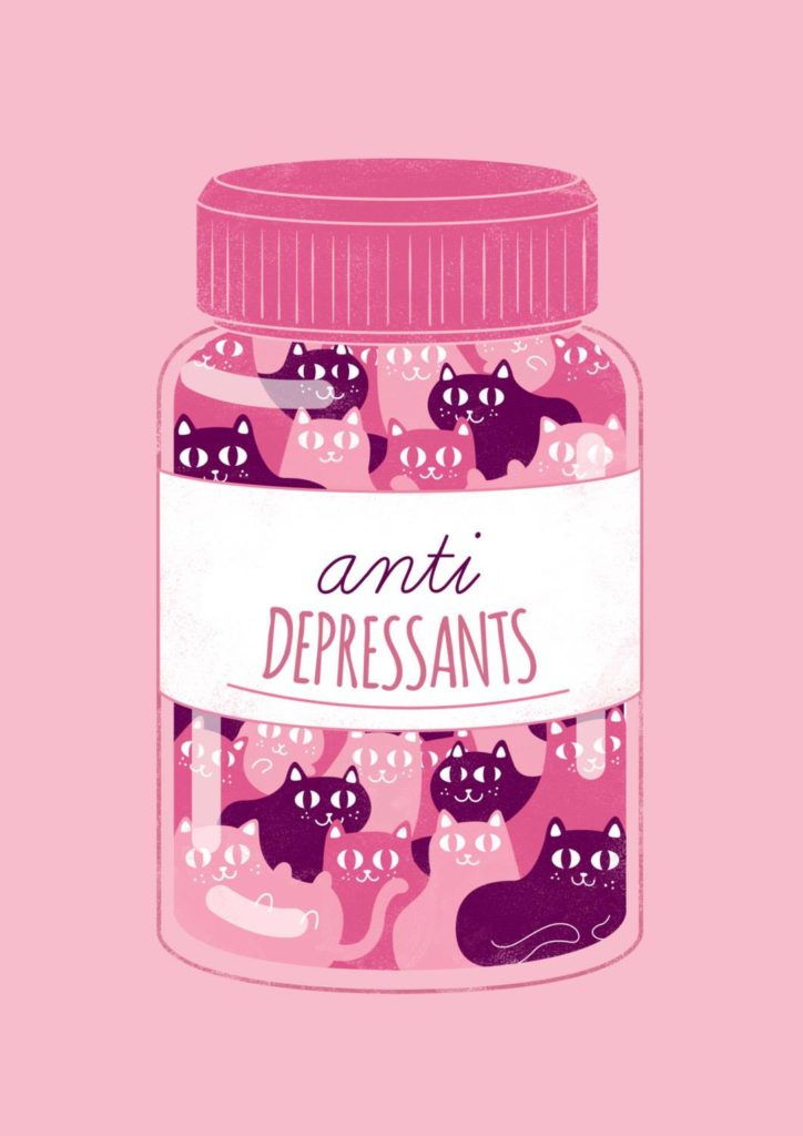 antidepressantscats
