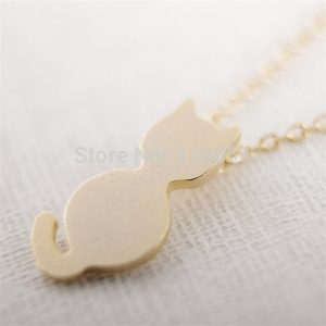 2015-New-Fashion-18K-Gold-Cute-Cat-Necklace-Tiny-Elegant-Cat-Necklases-Women-s-Jewelry-for