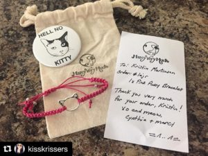 Love happy customer photos! Thanks for the shoutout kisskrissers reposthellip
