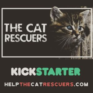 Hey Cat Lovers! Check out and help out catrescuersfilm Kickstarterhellip