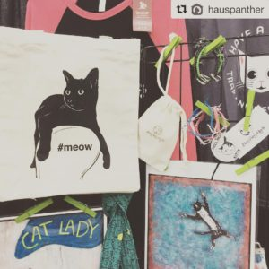 So excited to have been included in hauspanther Cat Loungehellip