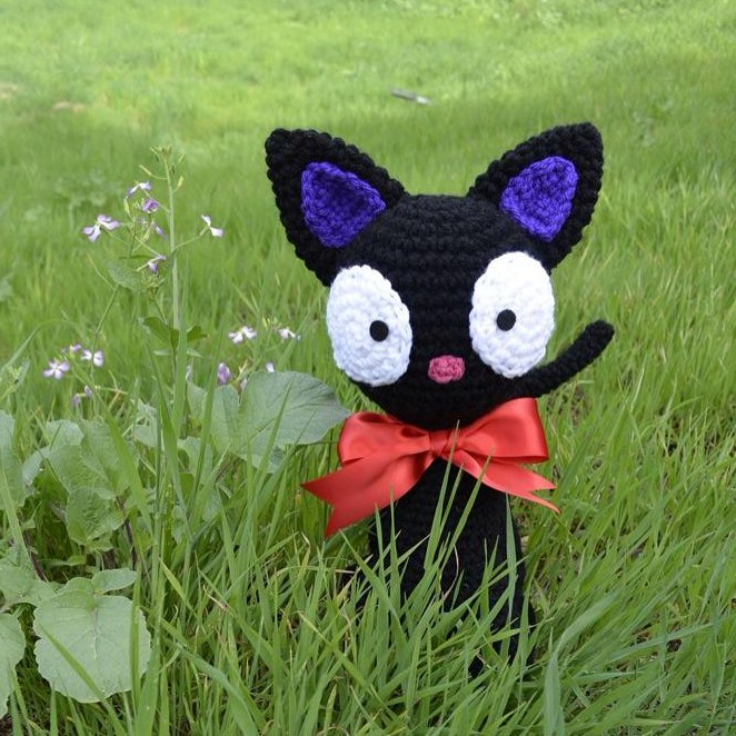 Jiji Amigurumi Free Pattern : Ami Amour A 2017 CatCon Vendor We re Excited About ...