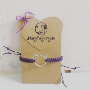 New color! Dark Indigo PussyCat Bracelet at MarcyVeryMuchcom 20 ofhellip