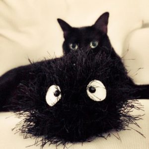 More Penelope Kitten and her Soot Sprite by amiamour hellip