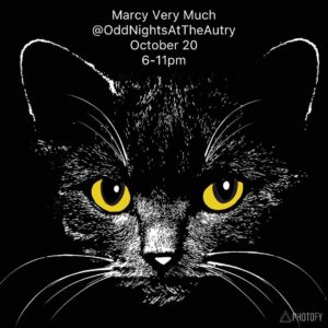 Marcy Very Much will be at oddmarketla at the Autryhellip