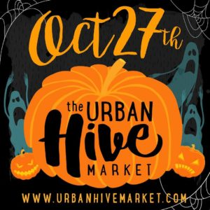 Just got candy for the trick or treaters urbanhivemarket tomorrowhellip