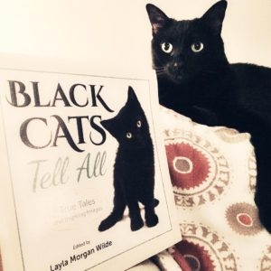 Penelope suggests you buy a copy of BlackCatsTellAll by catwisdom101hellip