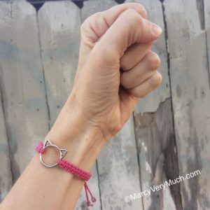 PussyPower Need a PussyCat Bracelet to match your PussyHat forhellip